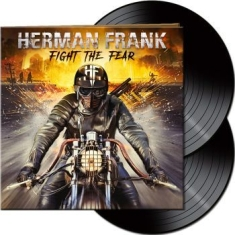 Herman Frank - Fight The Fear (2 Lp Black Vinyl)