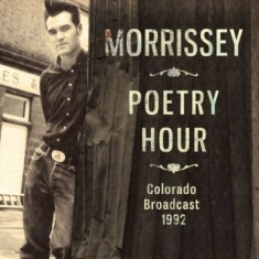 Morrissey - Poetry Hour (Live Broadcast)