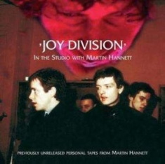 Joy Division - In The Studio With Martin Hannett