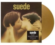 Suede - Suede Gold Vinyl Limited Edition