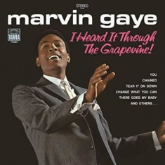 Gaye Marvin - I Heard It Through The Grapevine (L
