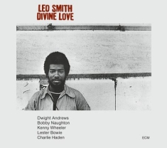 Smith, Leo - Divine Love i gruppen CD / CD Jazz hos Bengans Skivbutik AB (3486076)