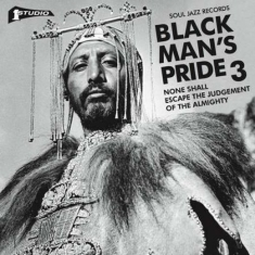 Blandade Artister - Black Man's Pride 3:Studio One