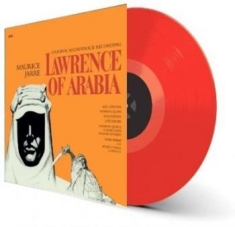 Maurice Jarre - Lawrence Of Arabia (Ltd Red Vinyl)