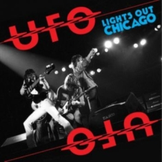 Ufo - Lights Out, Chicago