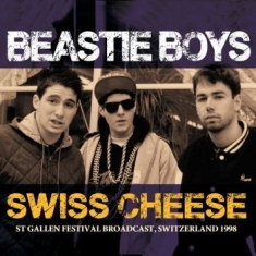Beastie Boys - Swiss Cheese (Broadcast Live 1988)