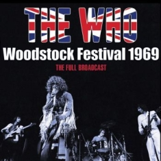 Who The - Woodstock Festival (Live 1969)