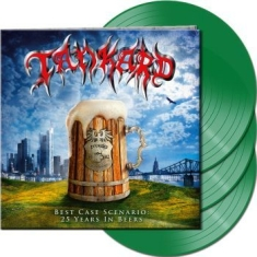Tankard - Best Case Scenario - 25 Years In Be