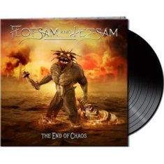 Flotsam And Jetsam - End Of Chaos The (Ltd. Gtf. Black V