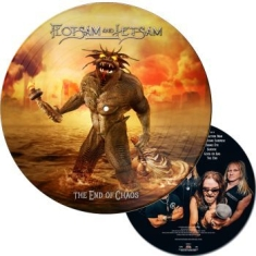 Flotsam And Jetsam - End Of Chaos The (Ltd. Picture Viny