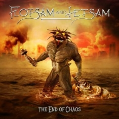 Flotsam And Jetsam - End Of Chaos The (Digipack)