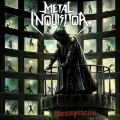 Metal Inquisitor - Panopticon (Red Vinyl)