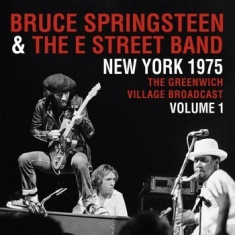 Bruce Springsteen & The E Street Ba - New York 1975 - The Greenwich Villa