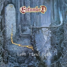 Entombed - Left Hand Path (Cd Digipack Fdr Mas