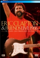 Clapton Eric - Eric Clapton: And Friends Live 1986