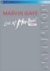 Gaye Marvin - Live In Montreux