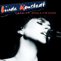 Linda Ronstadt - Live In Hollywood (Vinyl)
