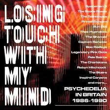 Blandade Artister - Losing Touch With My Mind:Psychedel