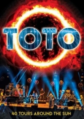 Toto - 40 Tours Around The Sun Live (Dvd)