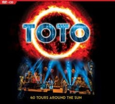 Toto - 40 Tours Around The Sun Live (Dvd+2