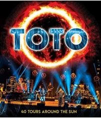 Toto - 40 Tours Around The Sun Live (Br)