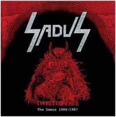 Sadus - Twisted Face - Demos 1986-87 (Vinyl