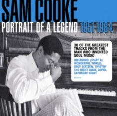 Cooke Sam - Portrait Of A Legend