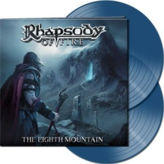 Rhapsody Of Fire - Eighth Mountain The (2 Lp Blue Viny