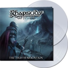 Rhapsody Of Fire - Eighth Mountain The (2 Lp Clear Vin