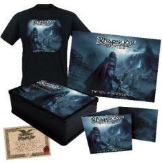 Rhapsody Of Fire - Eighth Mountain The Boxset T/S L