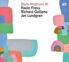 Jan Lundgren, Paolo Fresu, Richard - Mare Nostrum Iii