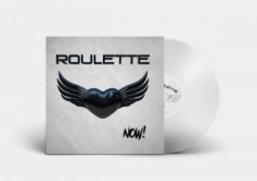 Roulette - Now - Lp (White)