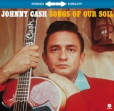 Cash Johnny - Songs Of Our Soil