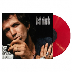 Keith Richards - Talk Is Cheap (Red Vinyl)