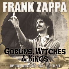 Frank Zappa - Goblins, Witches & Kings 2 Cd (Broa