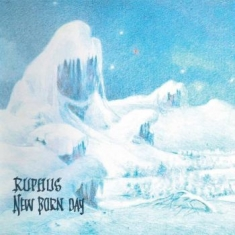 Ruphus - New Born Day (Transparent Blue)