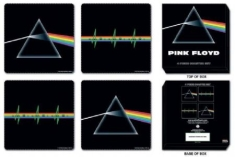 Pink Floyd - Beer Coaster 4-pack