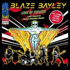 Bayley Blaze - Live In France (2Cd)