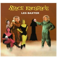 Baxter Les - Space Escapade