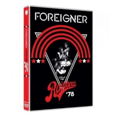 Foreigner - Live At The Rainbow '78 (Br)