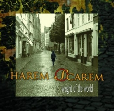Harem Scarem - Weight Of The World (Green Vinyl)