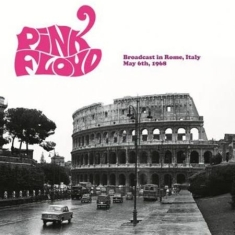 Pink Floyd - In Rome Italy May 6, 1968 Ltd Green