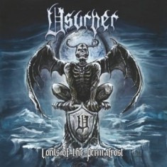 Usurper - Lords Of The Permafrost (Black Viny