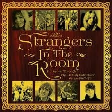 Blandade Artister - Strangers In The RoomA Journey Thr