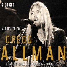 Allman Gregg - A Tribute To Broadcast Archives The