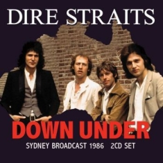 Dire Straits - Down Under (2 Cd Live Broadcast 198