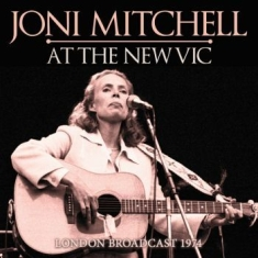 Joni Mitchell - At The New Vic (Live Broadcast 1974