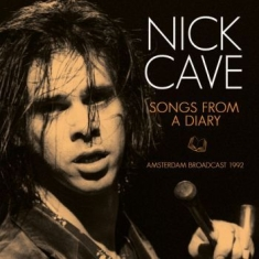 Cave Nick - Songs From A Diary (Live Broadcast