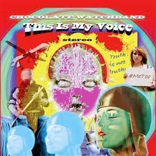 Chocolate Watchband - This Is My Voice