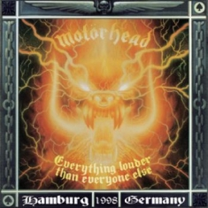 Motörhead - Everything Louder Than Everyon